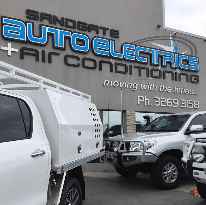 Sandgate Auto Electrics - Auto mechanic workshop
