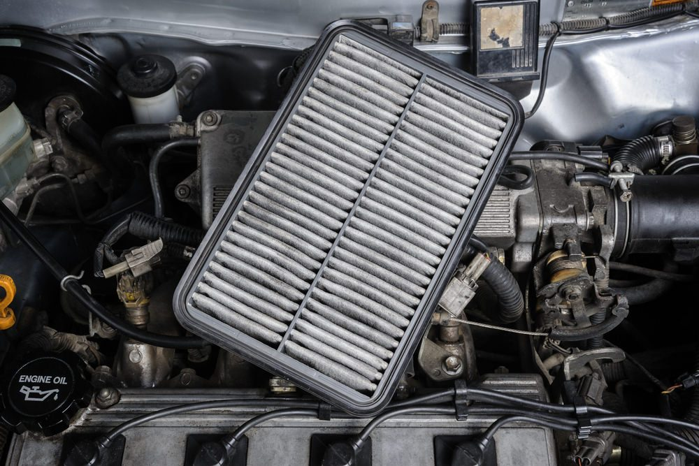 Dirty or Blocked Air Filters