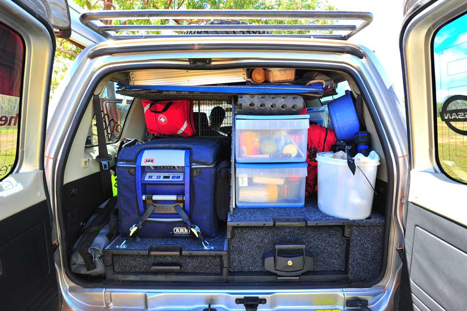 Tips For Preparing 4WD Touring