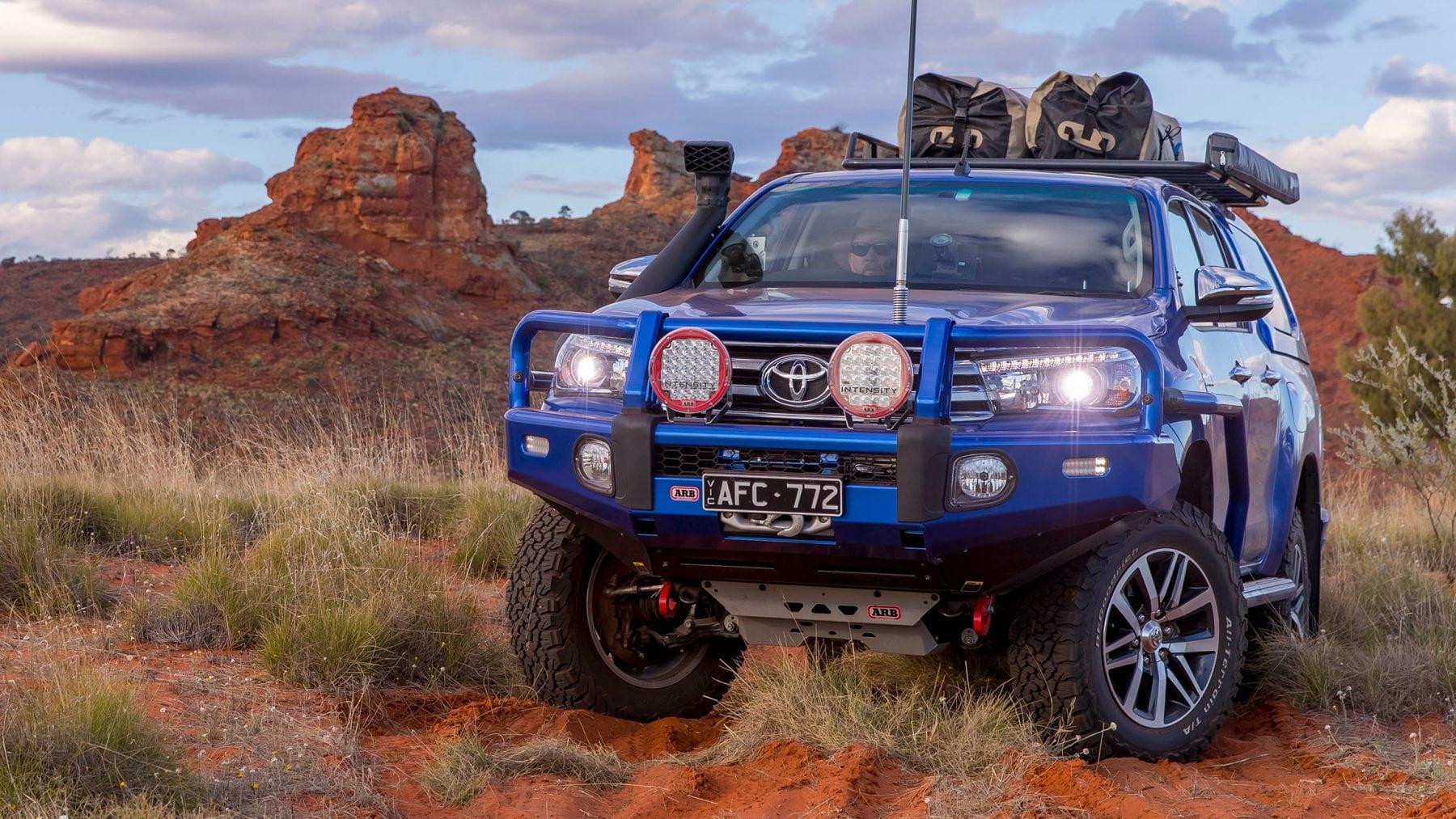Bullbar 4WD