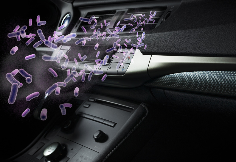 signs your car air conditioning is fauly