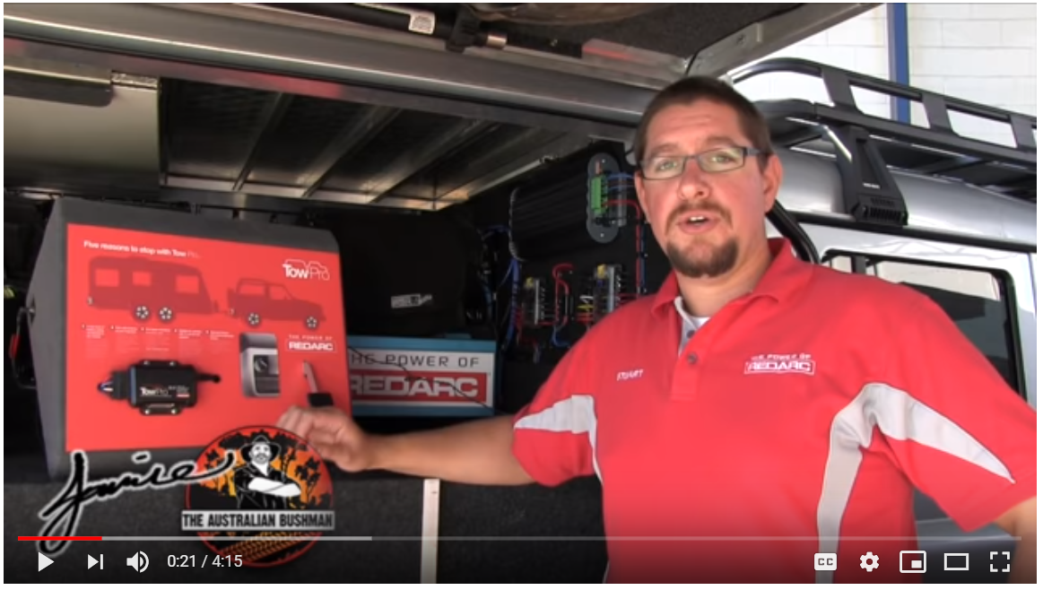 How to Use the Tow-Pro Electric Trailer Brake Controller