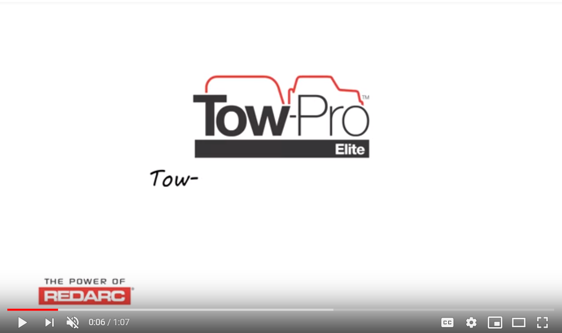 How Active Calibration Works on the Tow-Pro Elite